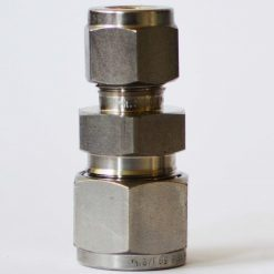 1- Compression fitting Reducing Union Tetrapy