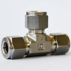 1- Compression fitting Union Tee Tetrapy