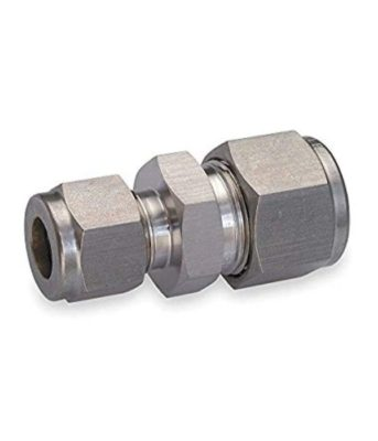 Compression fitting stainless steel reducing union Tetrapy