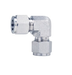 Compression fitting stainless steel union elbow Tetrapy