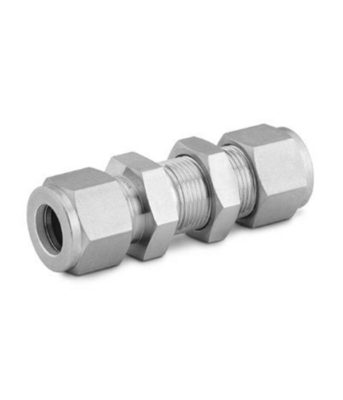 Compression fitting stainless steel bulkheadTetrapy