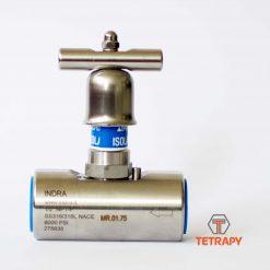 Instrumentation valves
