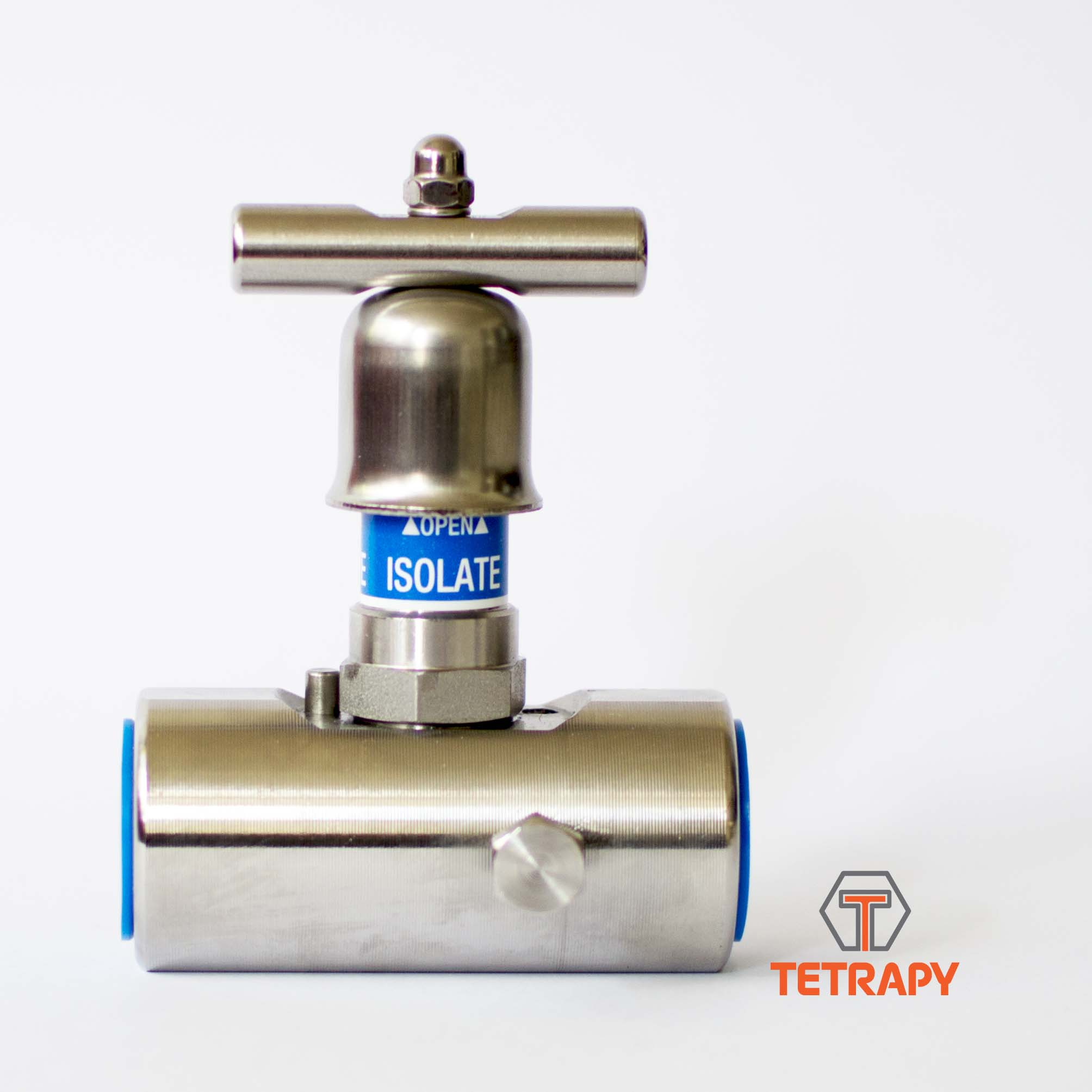 stainless steel needle valve FXF Tetrapy