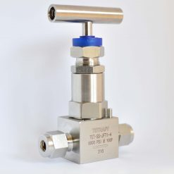 1 4 in Needle Valve Compression Fitting Tetrapy Sydney Australia