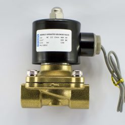 Water Solenoid Valve Tetrapy