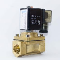 Water and Air solenoid valve